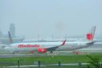 saoya_saodakeさんが、成田国際空港で撮影したマリンド・エア 737-9GP/ERの航空フォト(写真)