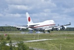 kurubouzuさんが、千歳基地で撮影した航空自衛隊 747-47Cの航空フォト(写真)
