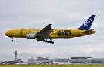 kurubouzuさんが、新千歳空港で撮影した全日空 777-281/ERの航空フォト(写真)
