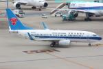 いおりさんが、羽田空港で撮影した中国南方航空 737-71Bの航空フォト(写真)