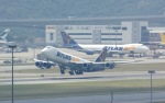 staralliance☆JA712Aさんが、香港国際空港で撮影したアトラス航空 747-87UF/SCDの航空フォト(写真)