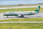 きゅうさんが、関西国際空港で撮影したエバー航空 A321-211の航空フォト(写真)