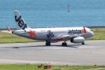 きゅうさんが、関西国際空港で撮影したジェットスター・ジャパン A320-232の航空フォト(写真)
