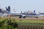mkoさんが、成田国際空港で撮影したフィンエアー A330-302Xの航空フォト(写真)