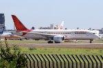 mkoさんが、成田国際空港で撮影したエア・インディア 787-8 Dreamlinerの航空フォト(写真)