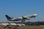 しかばねさんが、シドニー国際空港で撮影した中国東方航空 A330-243の航空フォト(写真)