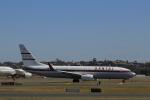 しかばねさんが、シドニー国際空港で撮影したカンタス航空 737-838の航空フォト(写真)