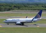 tuckerさんが、新千歳空港で撮影したユナイテッド航空 737-724の航空フォト(写真)