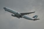 amagoさんが、香港国際空港で撮影したキャセイパシフィック航空 A330-343Xの航空フォト(写真)