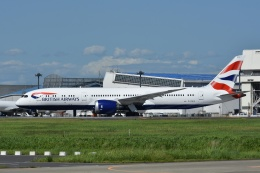 よしポンさんが、成田国際空港で撮影したブリティッシュ・エアウェイズ 787-9の航空フォト(写真)