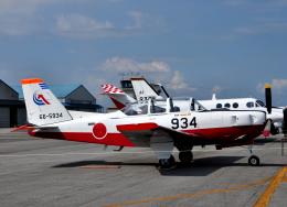 チャーリーマイクさんが、木更津飛行場で撮影した航空自衛隊 T-7の航空フォト(写真)