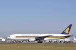 senyoさんが、成田国際空港で撮影したシンガポール航空 777-212/ERの航空フォト(写真)