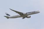 OS52さんが、成田国際空港で撮影したフィンエアー A350-941XWBの航空フォト(写真)