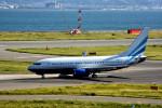 we love kixさんが、関西国際空港で撮影したラスベガス サンズ 737-74U BBJの航空フォト(写真)