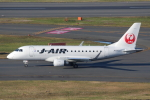 やつはしさんが、羽田空港で撮影したジェイ・エア ERJ-170-100 (ERJ-170STD)の航空フォト(写真)