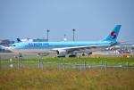 mojioさんが、成田国際空港で撮影した大韓航空 A330-323Xの航空フォト(写真)