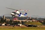 yukitoさんが、名古屋飛行場で撮影した三井物産エアロスペース AW139の航空フォト(写真)