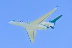 パンダさんが、成田国際空港で撮影したウィルミントン・トラスト・カンパニー Gulfstream G650 (G-VI)の航空フォト(写真)