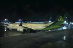 CL&CLさんが、成田国際空港で撮影した春秋航空日本 737-81Dの航空フォト(写真)