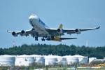 パンダさんが、成田国際空港で撮影したポーラーエアカーゴ 747-47UF/SCDの航空フォト(写真)