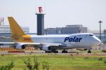 msrwさんが、成田国際空港で撮影したポーラーエアカーゴ 747-47UF/SCDの航空フォト(写真)