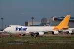 msrwさんが、成田国際空港で撮影したポーラーエアカーゴ 747-87UF/SCDの航空フォト(写真)
