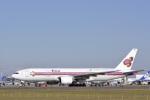 senyoさんが、成田国際空港で撮影したタイ国際航空 777-2D7の航空フォト(写真)