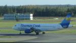 AE31Xさんが、ビルン空港で撮影したトーマスクック・エアラインズ・スカンジナビア A320-214の航空フォト(写真)