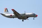 ふるちゃんさんが、厚木飛行場で撮影した海上自衛隊 YS-11A-206T-Aの航空フォト(写真)
