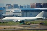 フリューゲルさんが、羽田空港で撮影した日本航空 747-446(BCF)の航空フォト(写真)