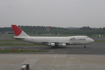 立山一郎さんが、成田国際空港で撮影した日本航空 747-246F/SCDの航空フォト(写真)