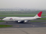 ktaroさんが、羽田空港で撮影した日本航空 747-146B/SR/SUDの航空フォト(写真)