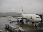 ラムダΛさんが、羽田空港で撮影した日本航空 A300B4-622Rの航空フォト(写真)