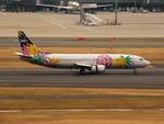 アイスコーヒーさんが、羽田空港で撮影したスカイネットアジア航空 737-4M0の航空フォト(写真)