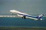立山一郎さんが、羽田空港で撮影した全日空 747SR-81の航空フォト(写真)