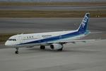 はみんぐばーどさんが、中部国際空港で撮影した全日空 A321-131の航空フォト(写真)