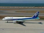 はみんぐばーどさんが、中部国際空港で撮影した全日空 A320-211の航空フォト(写真)
