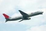 フリューゲルさんが、成田国際空港で撮影した日本航空 767-346F/ERの航空フォト(写真)
