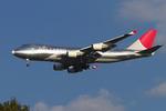 PINK_TEAM78さんが、成田国際空港で撮影した日本航空 747-446F/SCDの航空フォト(写真)