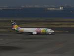 トリプルセブンさんが、羽田空港で撮影したスカイネットアジア航空 737-4M0の航空フォト(写真)