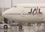 WING_ACEさんが、那覇空港で撮影した日本航空 747-446Dの航空フォト(写真)