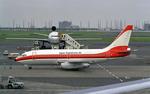 sin747さんが、羽田空港で撮影した日本トランスオーシャン航空 737-2Q3/Advの航空フォト(写真)