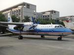 BAIYUN BASEさんが、広州白雲国際空港で撮影した中国北方航空 Y-7の航空フォト(写真)
