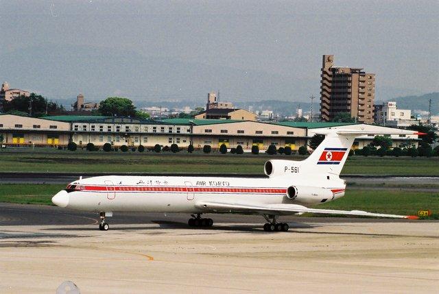 高麗航空 Tupolev Tu-154/155 P-561 名古屋飛行場  航空フォト | by 立山一郎さん