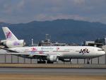 ぶちょさんが、伊丹空港で撮影したJALウェイズ DC-10-40Iの航空フォト(写真)