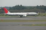 大門三丁目さんが、成田国際空港で撮影した日本航空 767-346F/ERの航空フォト(写真)