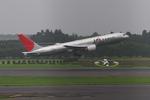 hiko_chunenさんが、成田国際空港で撮影した日本航空 767-346F/ERの航空フォト(写真)