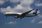 hiko_chunenさんが、成田国際空港で撮影した全日空 767-381F/ERの航空フォト(写真)