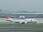 blueskyさんが、羽田空港で撮影した日本航空 747-446Dの航空フォト(写真)
