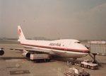 JAA DC-8さんが、伊丹空港で撮影した日本アジア航空 747-146の航空フォト(写真)